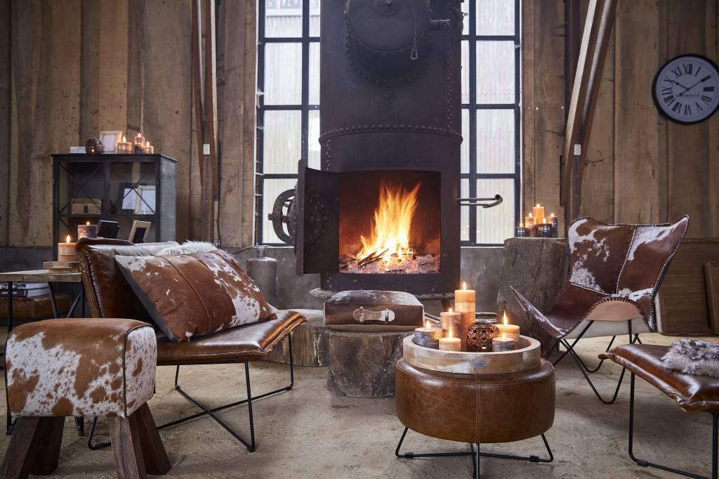 Warmte en gezelligheid in huis