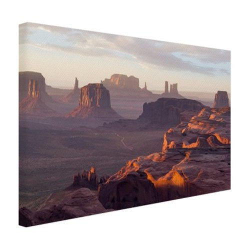 Sweet Living Canvas Schilderij Hunt's Mesa