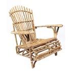 Sweet Living Bamboe Loungestoel - 76x90xH96 cm