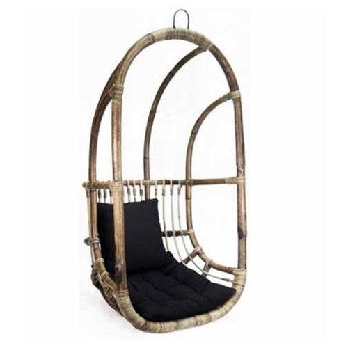 Sweet Living Hangstoel Rotan - 67x63xH125 cm