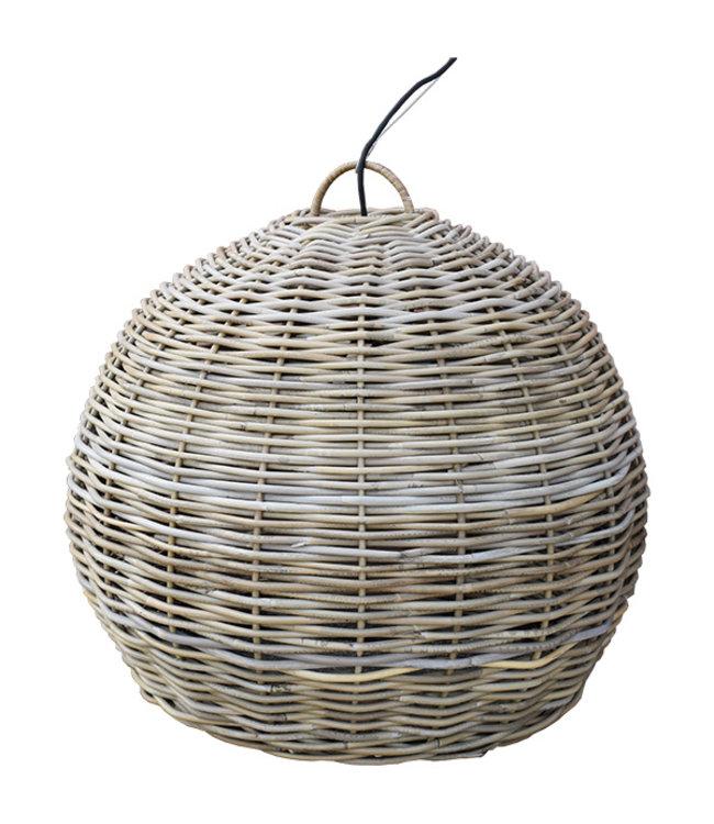 Sweet Living Rotan Hanglamp - Ø60xH50 cm