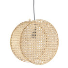 Sweet Living Webbing Lamp Naturel - 40x20xH40 cm