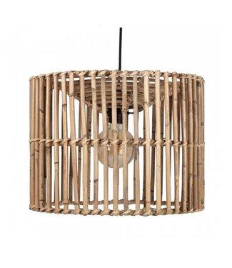 Sweet Living Ronde Rotan Hanglamp Isa - Ø40xH30 cm