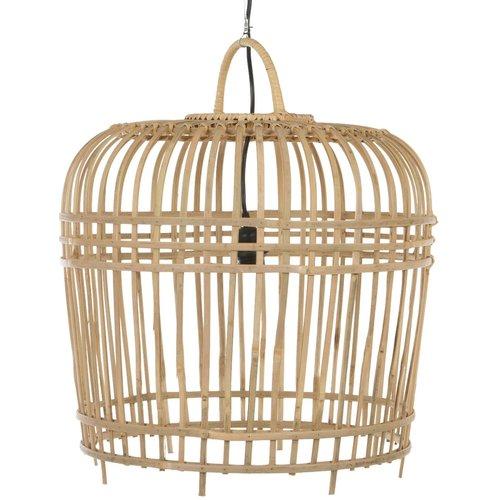 Sweet Living Bamboe Hanglamp Naturel - Ø54xH54 cm