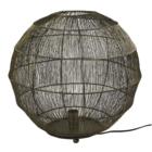 Sweet Living Messing Tafellamp Belinda -  Ø50xH48 cm