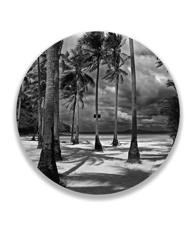 Sweet Living Wandcirkel Storm Beach