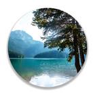 Sweet Living Wandcirkel Lake View