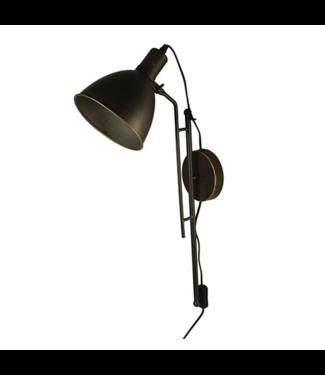 Sweet Living Wandlamp Vanessa - 15,5x24,5xH61 cm