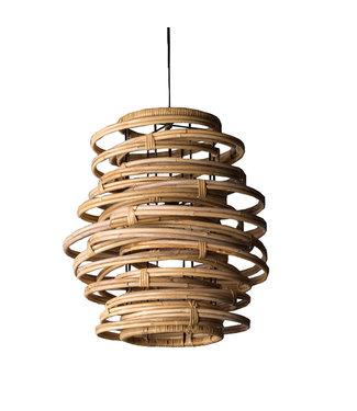 Sweet Living Rotan Hanglamp Vinz - Ø43xH50 cm