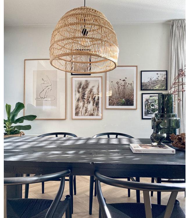 Sweet Living Hanglamp Liv Naturel - Ø59xH48 cm