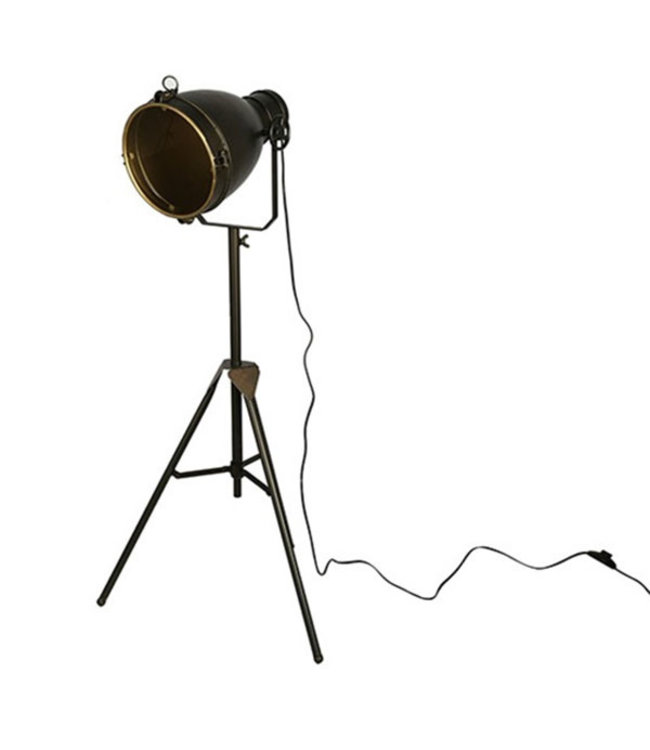 Sweet Living Vloerlamp Gerrit Brons - 53x61xH180 cm