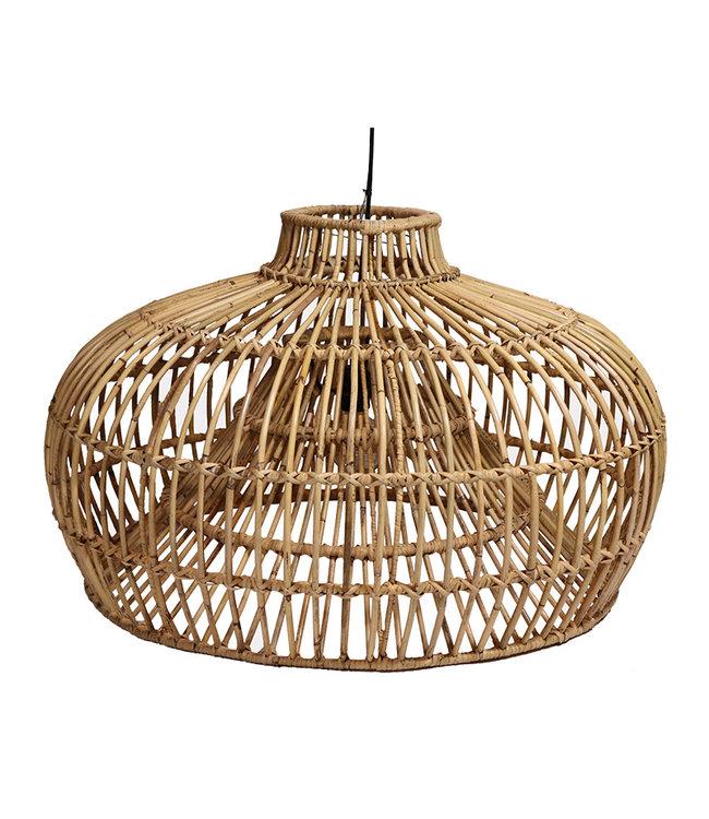 Sweet Living Rotan Hanglamp Kelly - Ø82xH51 cm