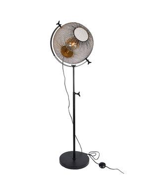 Sweet Living Metalen Vloerlamp David - Ø48xH160 cm