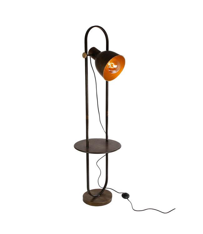 Sweet Living Vloerlamp Resley - Ø27xH141,5 cm