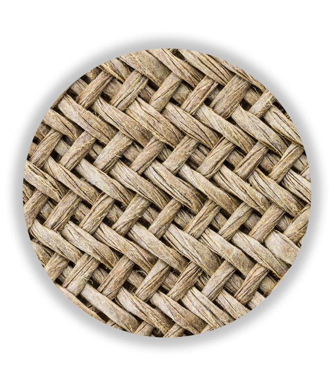 Sweet Living Wandcirkel Weaving Texture