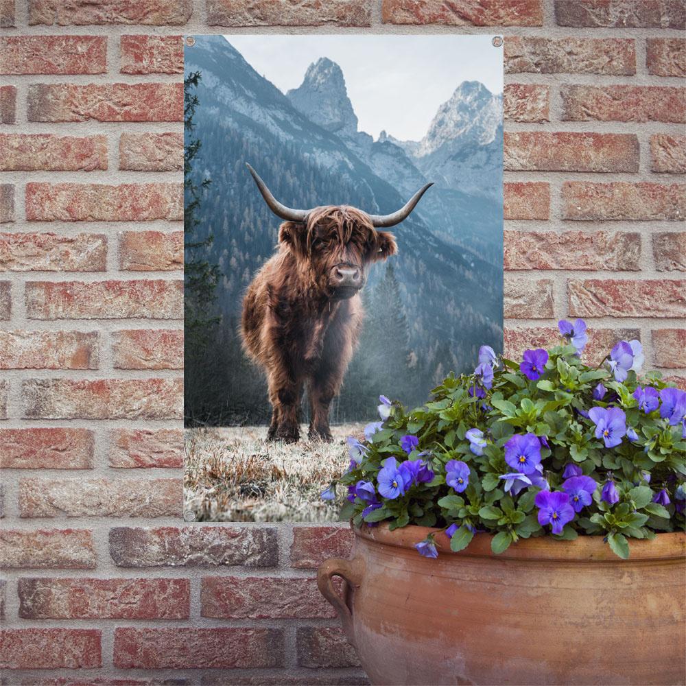 Meer gezelligheid en sfeer in je tuin met mooie tuinposters