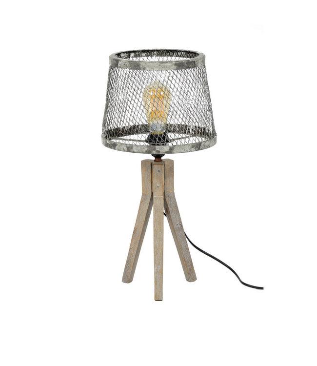 Sweet Living Tafellamp Tamar - Ø25xH62 cm