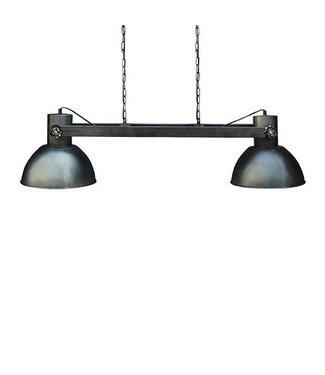 Sweet Living Hanglamp Cody Zwart - 110x30xH30 cm
