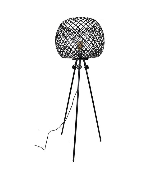Sweet Living Vloerlamp Laurie - Ø48xH140 cm