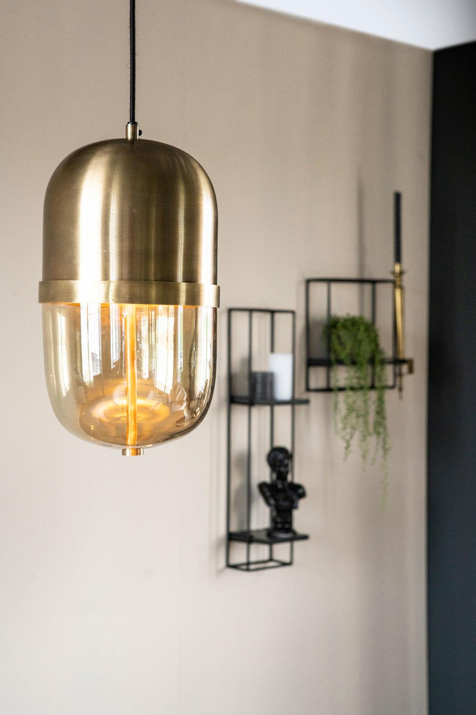 Trend: Gouden Lampen, Welke past in jouw interieur?