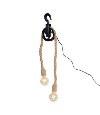 Sweet Living Hanglamp Katrol - 12x5x60 cm