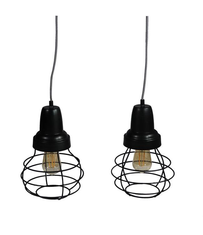 Sweet Living Hanglamp Tosca - 45x20xH120 cm