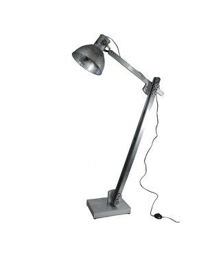 Sweet Living Vloerlamp Cody Grijs - 29x85xH128 cm