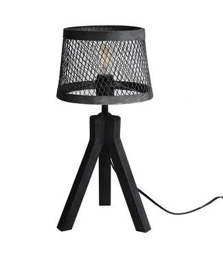 Sweet Living Tafellamp Benzo - Ø22xH46 cm