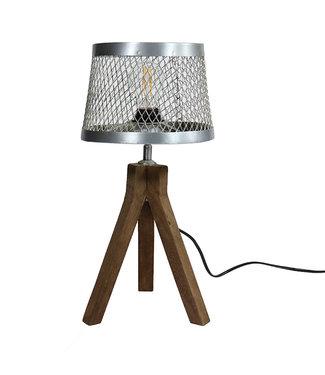 Sweet Living Tafellamp Loua - Ø22xH46 cm