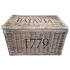 Sweet Living Grote Rieten Mand XL - Batavia 1779