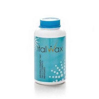 ItalWax Talc cosmétique en poudre Menthol 150 g