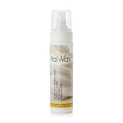 ItalWax Prewax Mousse Vanilla pre-treatment sugar Wax