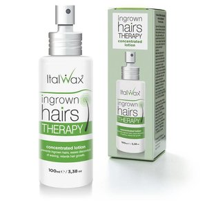 ItalWax Ingrown hairs therapy concentrated lotion 100ml