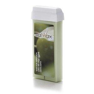 ItalWax Waxpatrone Olive 100 ml (TiO2)