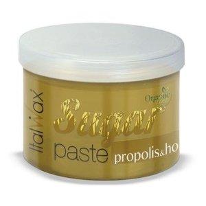 ItalWax Pâte de Sucre Douce Miel Propolis 500 ml