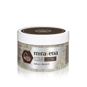 ItalWax Mira Veda Coconut Scrub 250ml