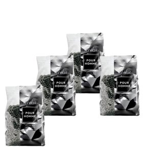 ItalWax Filmwax Pour Homme 4kg Combideal