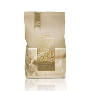 ItalWax Cire Film Chocolat Blanc