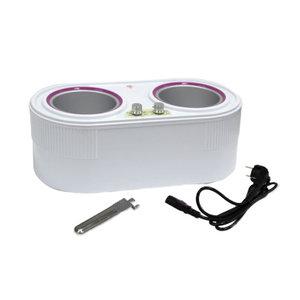 ItalWax Waxverwarmer Double 800ml + 400ml