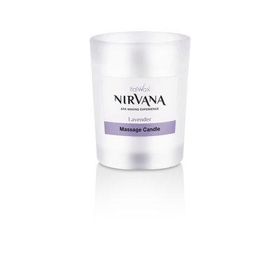 ItalWax Bougie aromatique Nirvana Lavande
