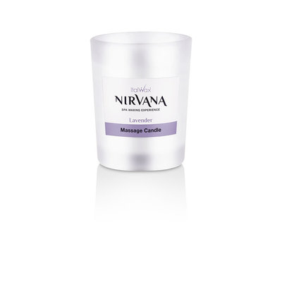 ItalWax Nirvana aromatic candle Lavender
