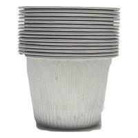 Boîtes en aluminium pour chauffe-cire 10 pièces   100ml