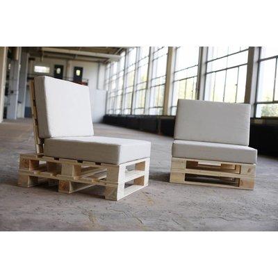 Pallet stoelen