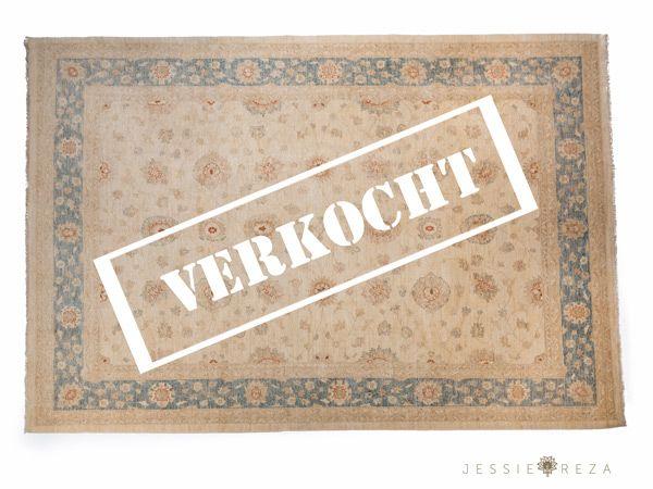 Groot Perzisch Ziegler tapijt