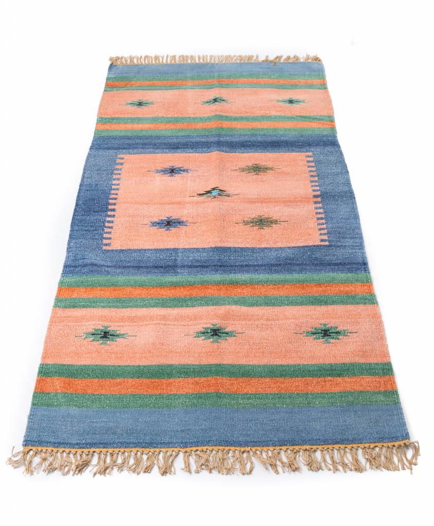 Indiaas kelim tapijt