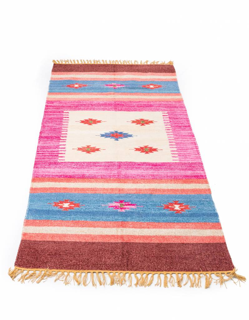 Indiaas kelim tapijt 4