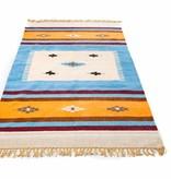 Indiaas kelim tapijt groot 3