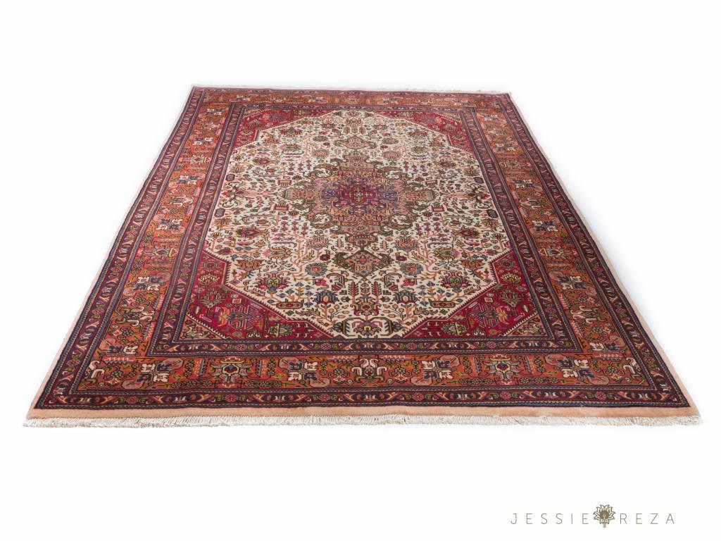 Perzisch Tabriz tapijt