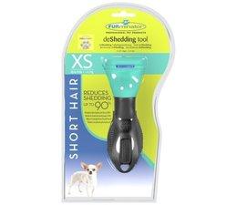 Furminator Deluxe short-hair hond