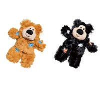 Kong Softies Patchwork Bears